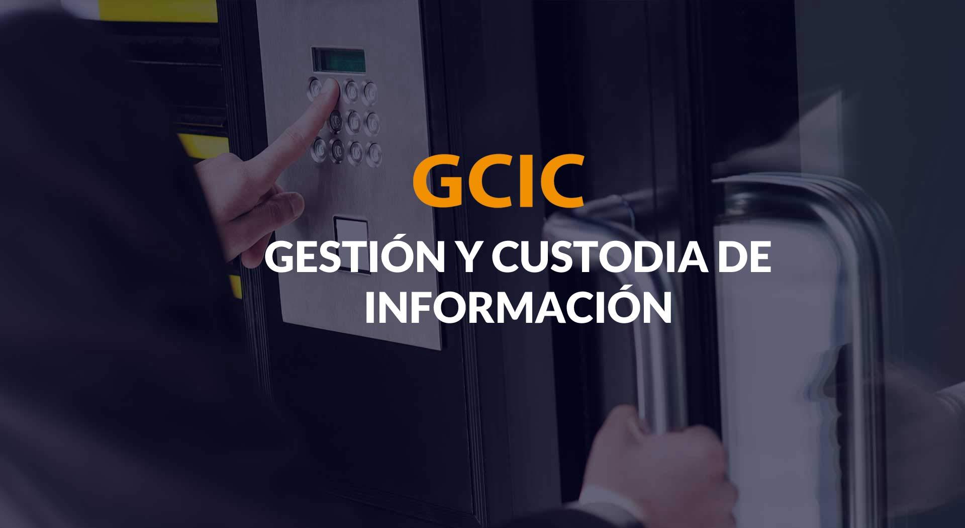 Gestión documental y seguridad de la información