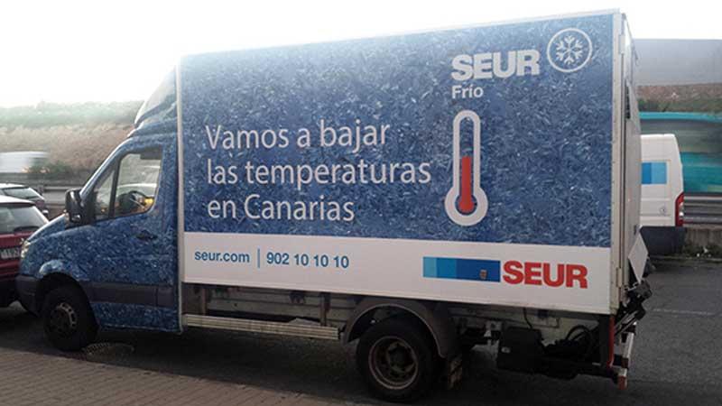 SEUR Canarias presenta sus soluciones Clinic Frío y Clinic GDP