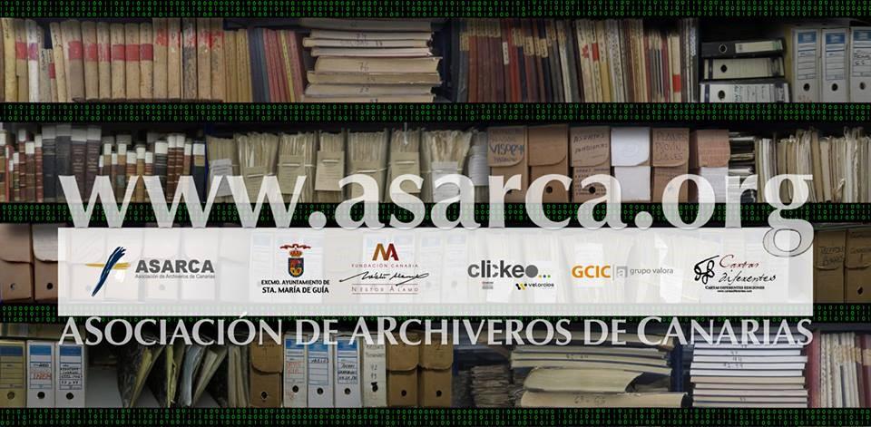 GCIC-GRUPO VALORA  Patrocina el VII Encuentro de Archiveros de Canarias