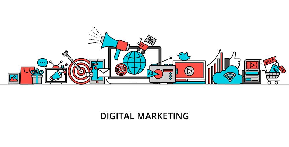 6 Razones por las que toda empresa tradicional debe internarse en el Marketing Digital