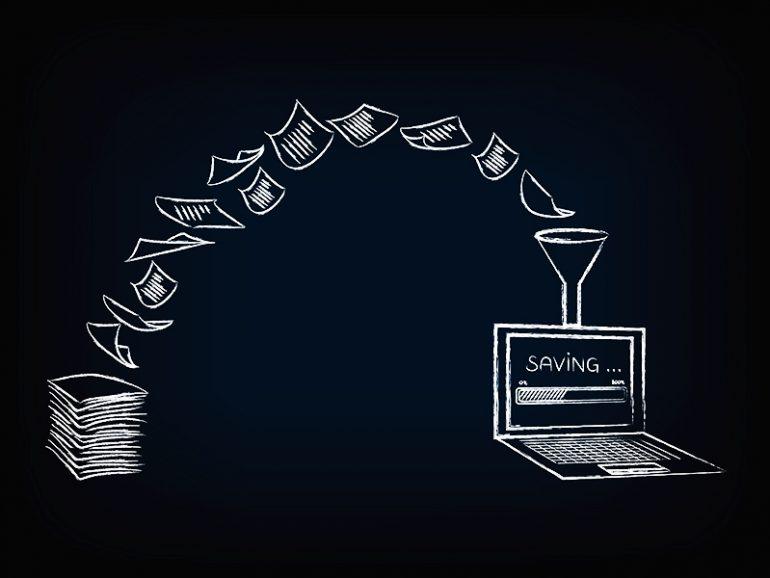 Digitalización de documentos; el formato siglo XXI