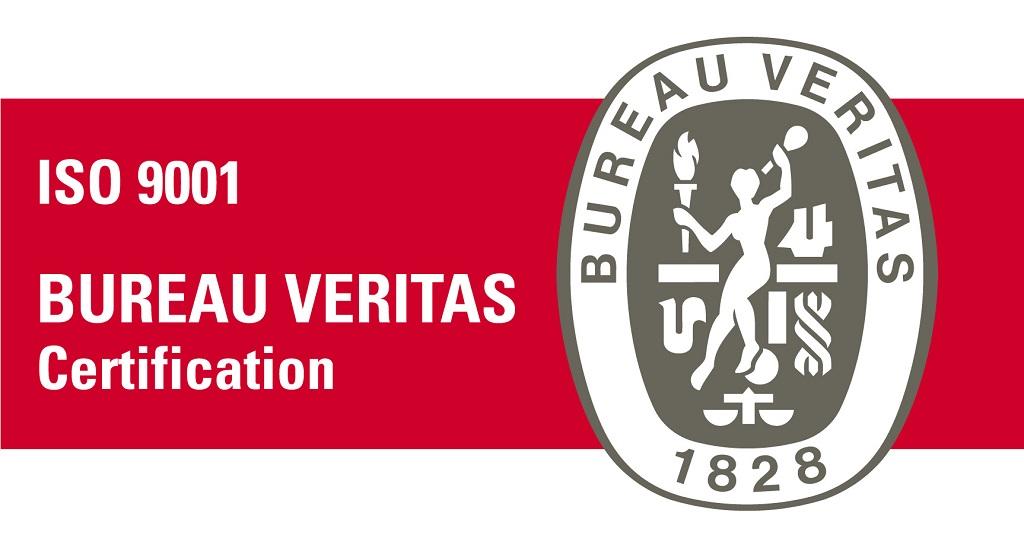 logo de certificación ISO 9001