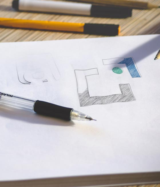 boli y logo dibujado grupo valora