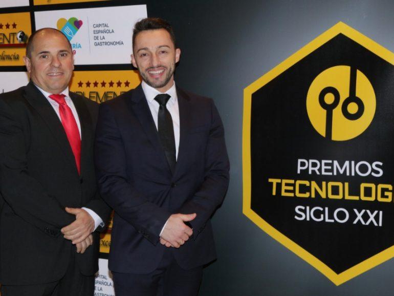 ValoraData Premio Tecnología Siglo XXI