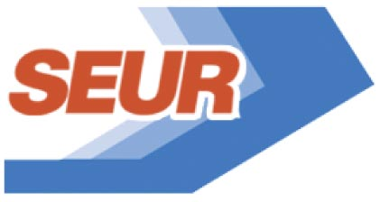 logo SEUR antiguo 1981