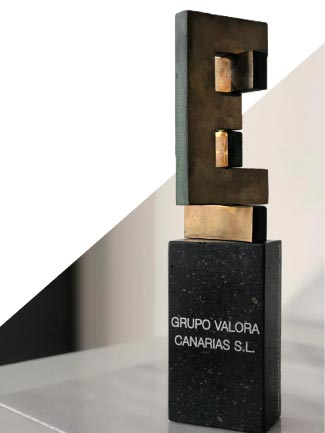 Premio canario de excelencia de Grupo Valora