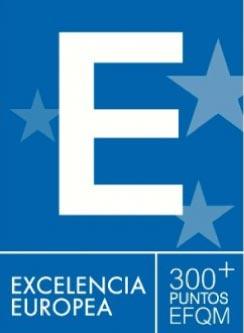 logo certificación EFQM +300