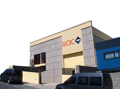 fachada de GCIC entre 2005 y 2008