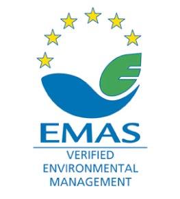 logo certificación EMAS