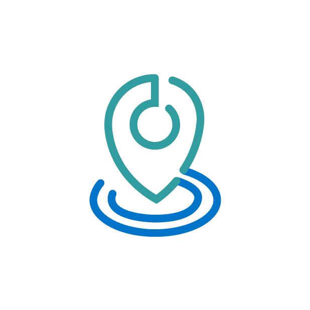 icono ubicación mapa