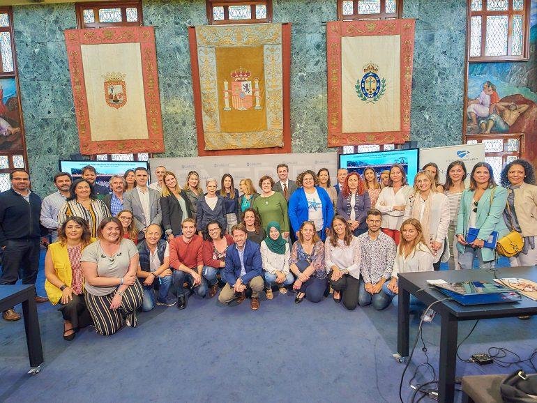 El Cabildo propiciará 41 alianzas entre empresas y entidades en la Semana Internacional del Voluntariado